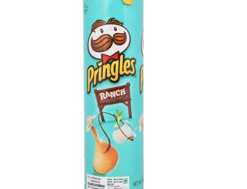 Daily Drops #20 – Pringles gusto Ranch