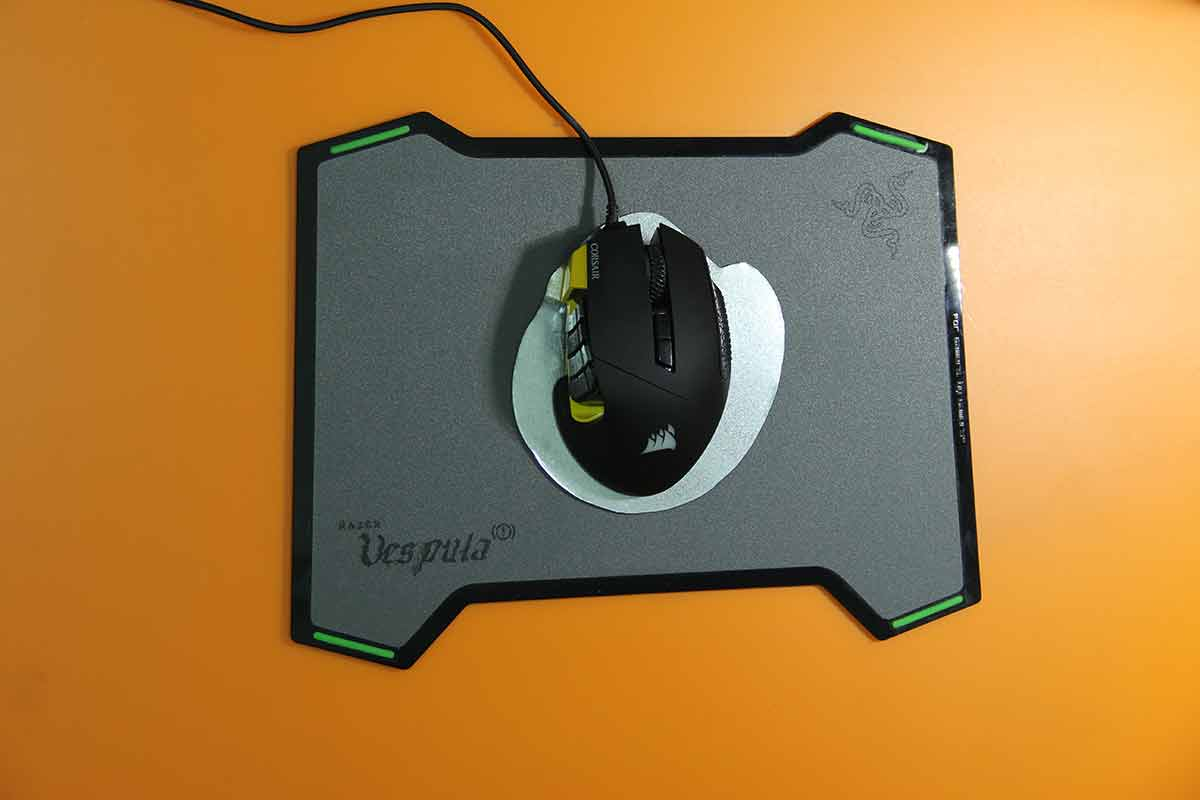 Modifica Mouse Corsair Scimitar Mark II